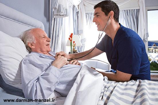 ویزیت پزشک در منزل