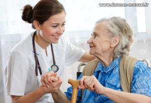 مراقبت و پرستاری در منزل