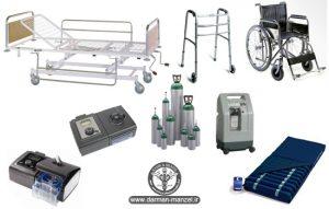 اجاره تجهیزات پزشکی