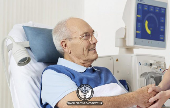 مراقبت از بیماران icu و ccu در منزل