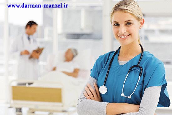 نحوه برخورد پرستاران با بیمار