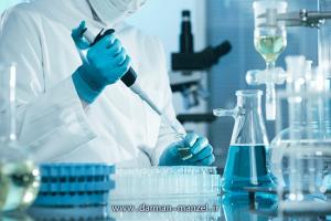 خدمات آزمایشگاهی در منزل