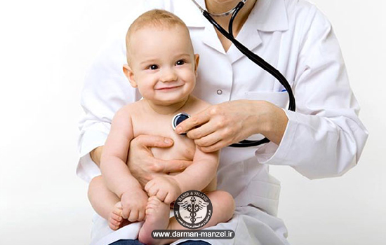 پرستاری و مراقبت از کودک در خانه