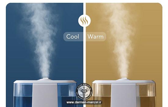 بخور گرم یا بخور سرد