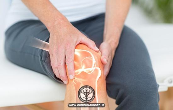 زانو درد و دلیل های ایجاد زانو درد