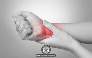 علت درد مچ دست