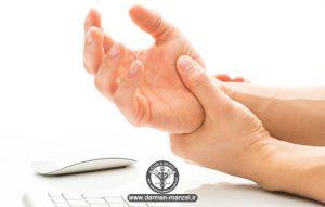درمان هایی برای مچ درد