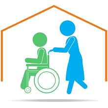 مراقبت از سالمند بیمار و کودک