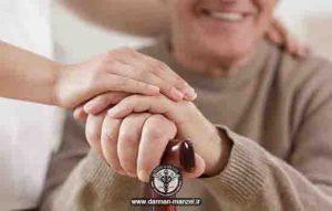اصول نگهداری از سالمندان