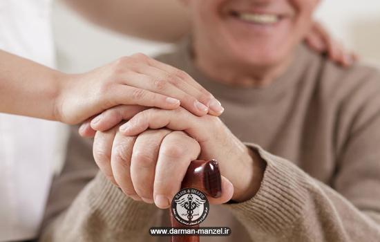 مراقبت از سالمند در منزل