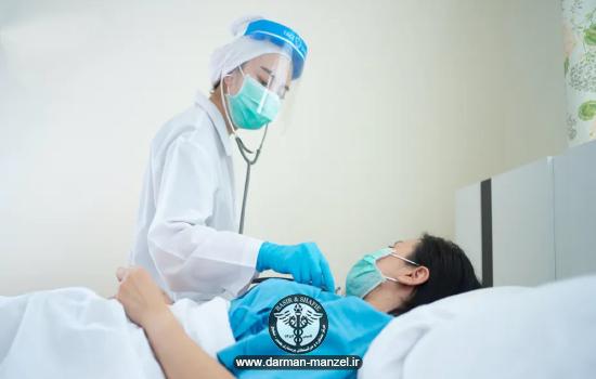 درمان کرونا با فیزیوتراپی ریه