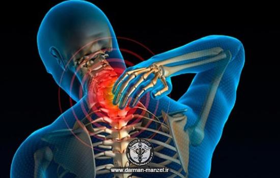 علائم دیسک گردن