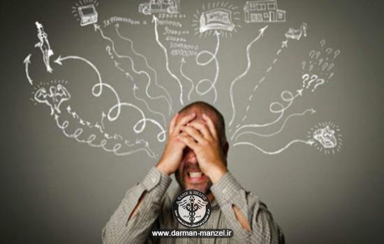 انواع اختلالات روانی را بیشتر بشناسید