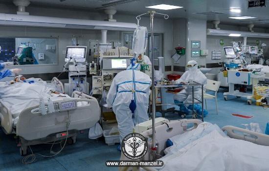 پذیرش بیمارستانهای دولتی و خصوصی