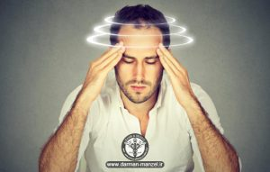 علت اختلال سرگیجه