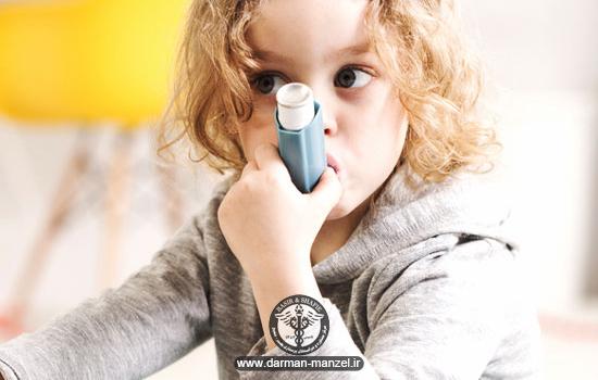 آسم کودکان چیست ؟
