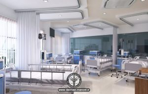 اجاره و فروش تخت های بیمارستانی