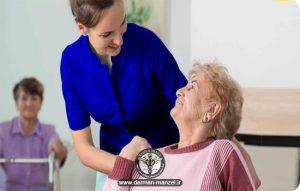 نگهداری از بیمار و سالمند