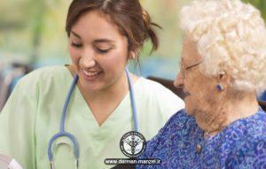 مزایا نگهداری از سالمند در خانه