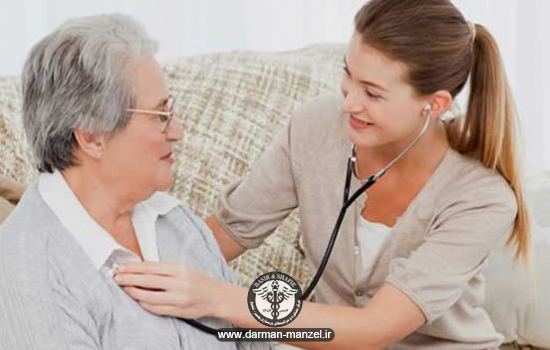 اعزام پزشک در منزل درمان در منزل